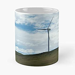 Silcocks Hill Lookout Victoria Australia Hillside - Funny Gifts For Men And Women Gift Coffee Mug Tea Cup White 11 Oz.the Best Holidays.