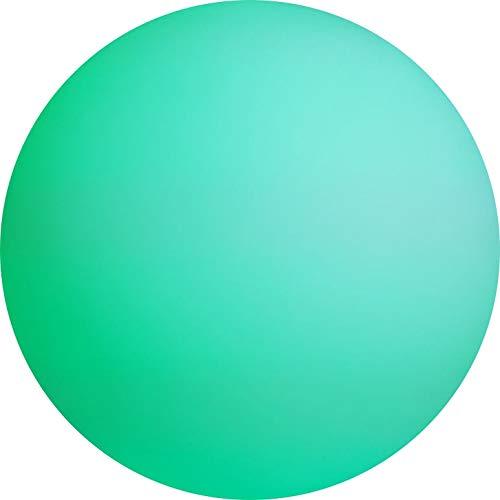Bola led, esfera, luminosa, 50cm, luz 16 colores, recargable, ENTREGA 1-3 DÍAS