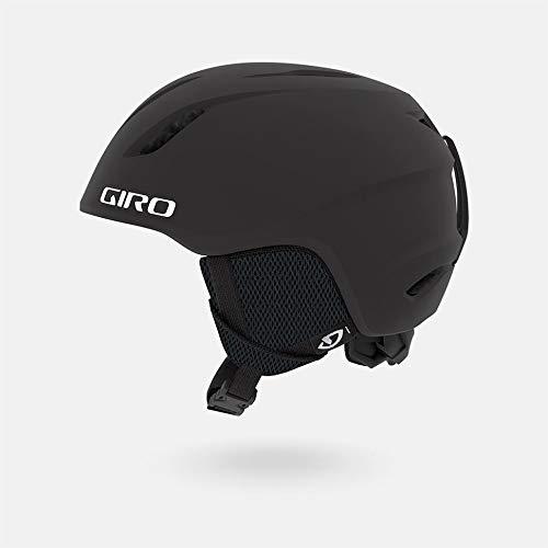 Giro Launch Youth Snow Helmet - Matte Black - Size S