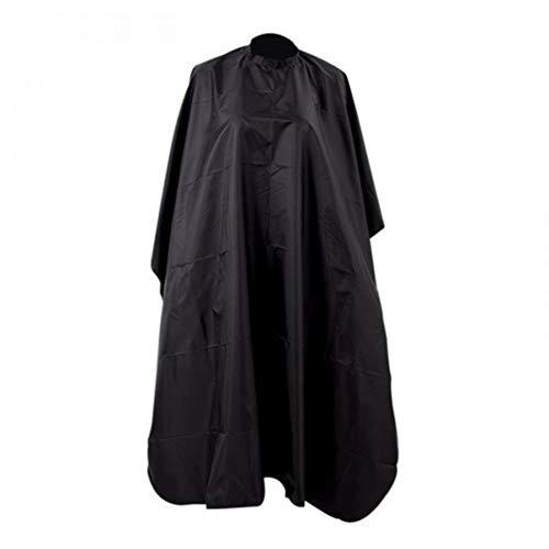 Handgemaakte salon kappers Cape Gown kappers Hair snijden Gown doek zwart