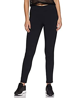 Columbia Women's Misses Back Beauty II Slim Pant, Black, Medium Regular