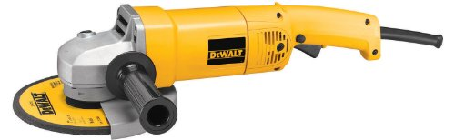 DEWALT Angle Grinder Tool, 7-Inch, 13-Amp (DW840)