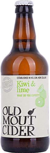 Old Mout Kiwi & Lime EW Cider, 12er pack (12 x 0.5 L)