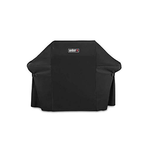 Weber Abdeckhaube Premium für Genesis 400 Serie, schwarz, 15.9 x 22.7 x 3.8 cm, 7135