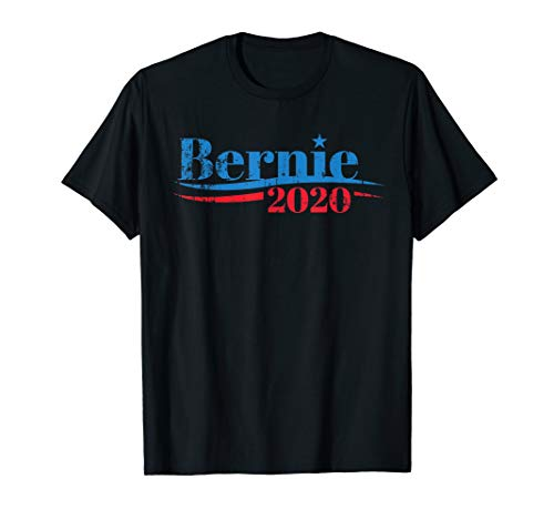 Bernie Sanders for President 2020 Distressed T-Shirt