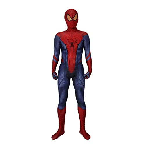 Spiderman volwassen Kids Costume Suit Fancy Dress PS4 Kinderen prestaties Cosplay Jumpsuit Onesies Set Anime Morph Kledij SPIDERSYBB