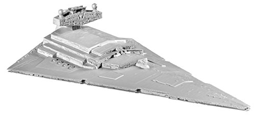 """Revell Star Wars SnapTite Build and Play Imperial Star Destroyer Model Building Kit (16""""x9""""x4"""")"""