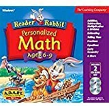 reader rabbit math ages