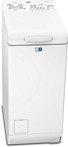 AEG L51060TL Waschmaschine Toplader / 6,0 kg / Nachlegefunktion / Kindersicherung / 1000 U/min