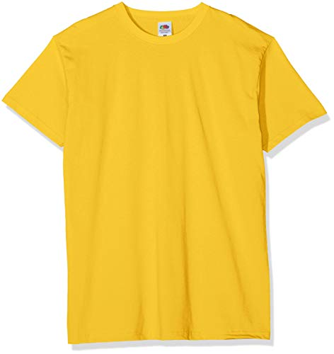 t shirt gialla decathlon