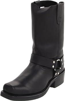 Durango Men s DB510 11  Harness Boot Oiled Black 10 D - Medium