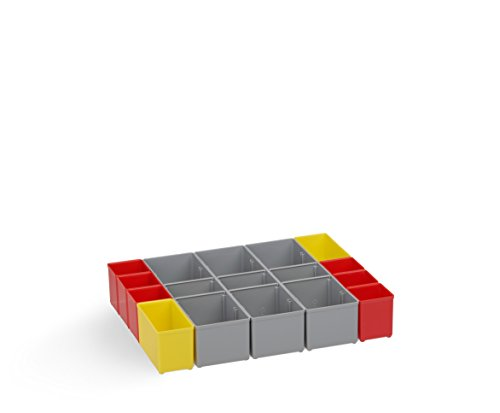Bosch Sortimo Insetboxen-Sets für die i-boxx 72 (Insetboxenset I3 IB)