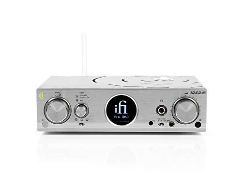 iFi Pro iDSD Netzwerk-Spieler/USB-D/A-Wandler mit Kopfhörerverstärker 32Bit/768kHz DSD 1024 (4.4mm)