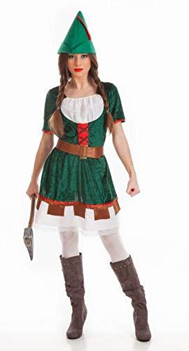Zzcostumes Robin Hood Kostüm für Eine Frau