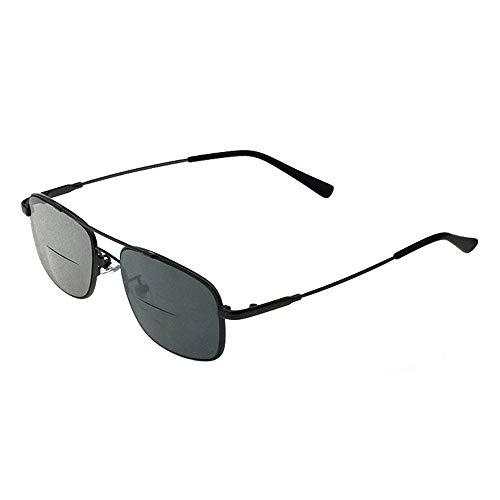 Gafas De Sol Para Presbicia, Gafas De Lectura Bifocales Para Hombre, Gafas Antib UV, Gafas Ópticas Para Hipermetropía Para Conducir Y Pescar