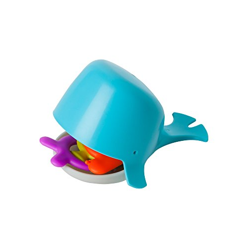Boon Chomp Bath Toy, Aqua