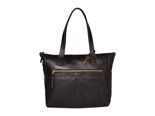 Fossil Fiona Tote Black One Size
