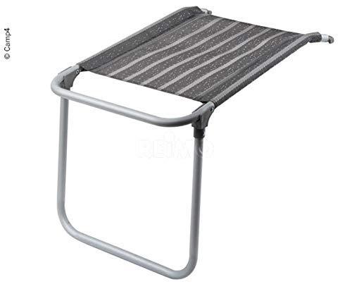 Voetensteun voor campingstoel Merida, zilver/grijs (93299101330)