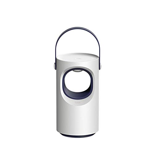 Ocamo ongediertebestrijder muggenbescherming stopcontact, USB-elektronische muggenlamp nachtlampje decoratie-beweegbare hangende buitenverlichting