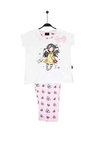 SANTORO Pijama Manga Corta Spring At Last para Niña
