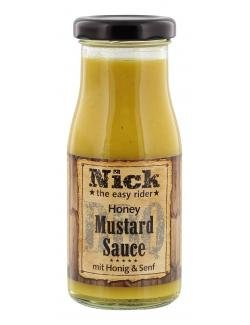 Nick BBQ-Honey-Mustard Sauce 140 ML