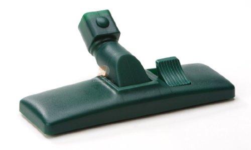 DREHFLEX - DUE82 - Umschaltbare Bodendüse für Vorwerk/mit Wappenanschluss/passend für Kobold 118, 119, 120, 121, 122 und Tiger 250, 252 - alternativ