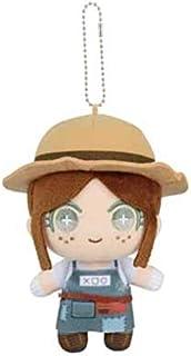 "Identity V Tomonui Stuffed Plush Figure Mascot Toy Doll Bag Charm Plush 5.9"" (Gardener)"
