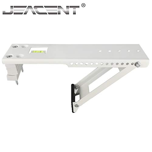 Jeacent Universal AC Window Air Conditioner Support Bracket Light Duty, Up to 85 lbs