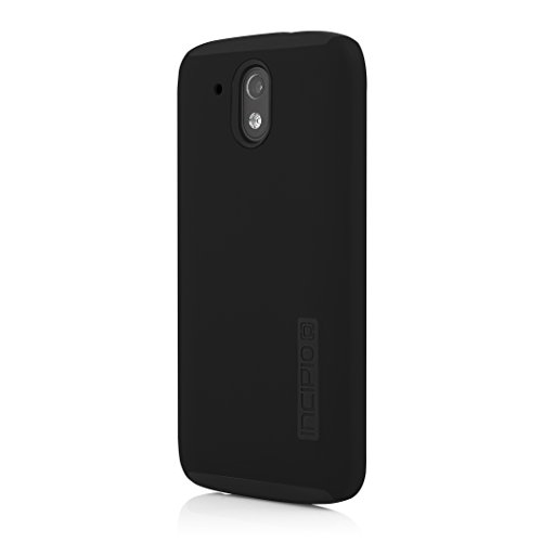 Incipio Impact Resistant Protective DualPro Carrying Case for HTC Desire 526 - Retail Packaging - Black