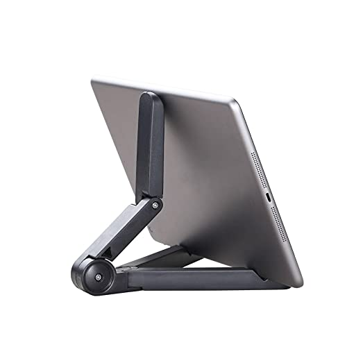 N\C Soporte ajustable para tableta – adecuado para varios tipos de tabletas – compatible con dispositivos de 4 – 11 pulgadas