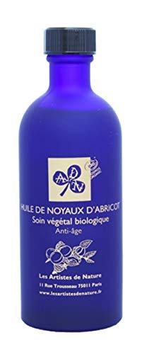 Huile de noyaux d'abricot 100 ml Les Artistes de nature