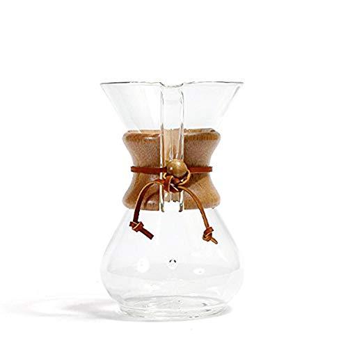 ケメックス(CHEMEX) コーヒーメーカー 6カップ用 CM-6A 22cm 【並行輸入品】