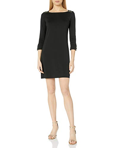 Lilly Pulitzer Women's UPF 50+ Sophie Dress, Onyx, S