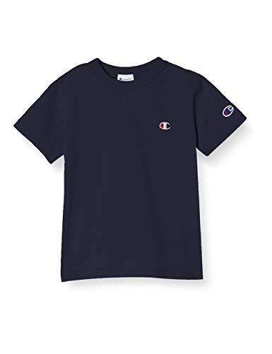 [チャンピオン] Tシャツ CK-T301 ボーイズ ネイビー 140