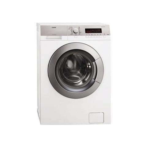 AEG L85470SL Libera installazione Carica frontale 6.5kg 1400Giri/min A+++ Bianco lavatrice