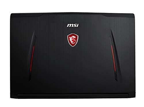 "MSI MSI GS75 Stealth-093 17.3"" 1920 x 1080 144 Hz Core i7-8750H 2.2 GHz 32 GB Memory 512 GB NVME SSD Storage Laptop"