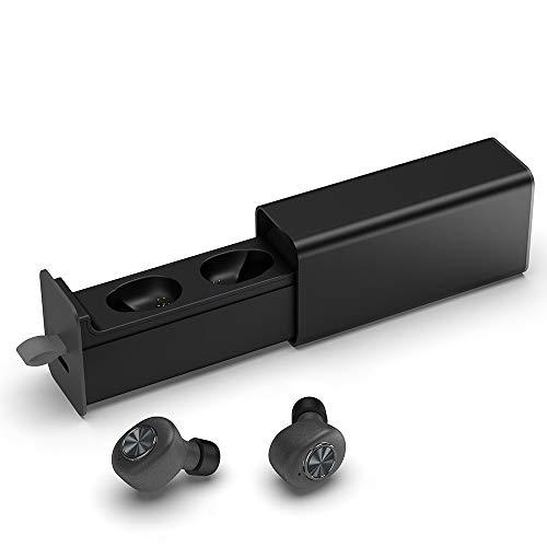 Bradoner WS Bluetooth Headset Bluetooth 5.0 Mini Modo Bluetooth Auricular Inalámbrico Realmente Pull-privada