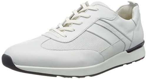 LLOYD Herren Alfonso Sneaker, Weiß (White 1), 43 EU