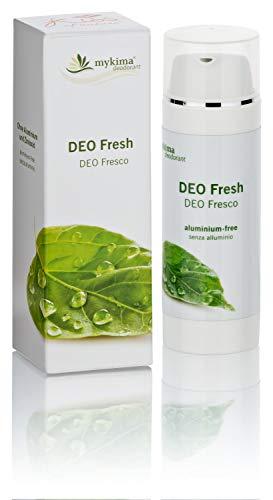 mykima intensiv DEO Fresh 50 ml utan aluminium och utan zinkoxid