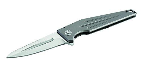 Herbertz eenhandsmes, Aisi 440c-staal, flip mes