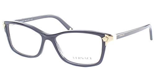 Versace VE3156 Eyeglasses-GB1 Black-53mm
