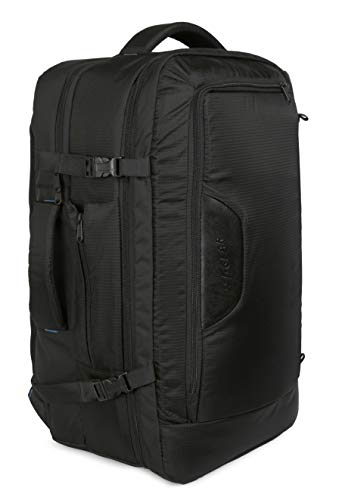 F Gear Blackhawk 40 Ltrs Black Laptop Backpack (3178)