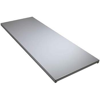 Fachboden Einlegeboden Fur Flugelturenschrank 530330 Stahlschrank Metall Aktenschrank 530010 Amazon De Burobedarf Schreibwaren