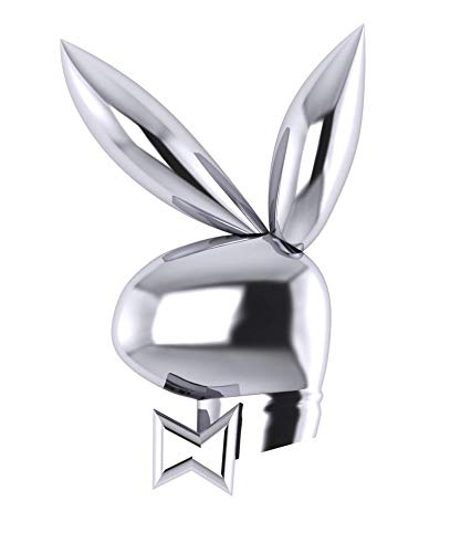 Adastra Jewelry Playboy Tooth Charms Grillz Bunny Solid Fancy Sterling Silver Symbol Rabbit Ears Teeth White Cool Teeth Grills For Women Lifestyle Fashion