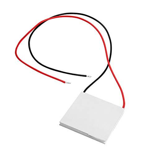 AZDelivery Thermoelektrischer Peltier Modul TEC1-12706 Peltierkühler 12V kompatibel mit Arduino inklusive E-Book!