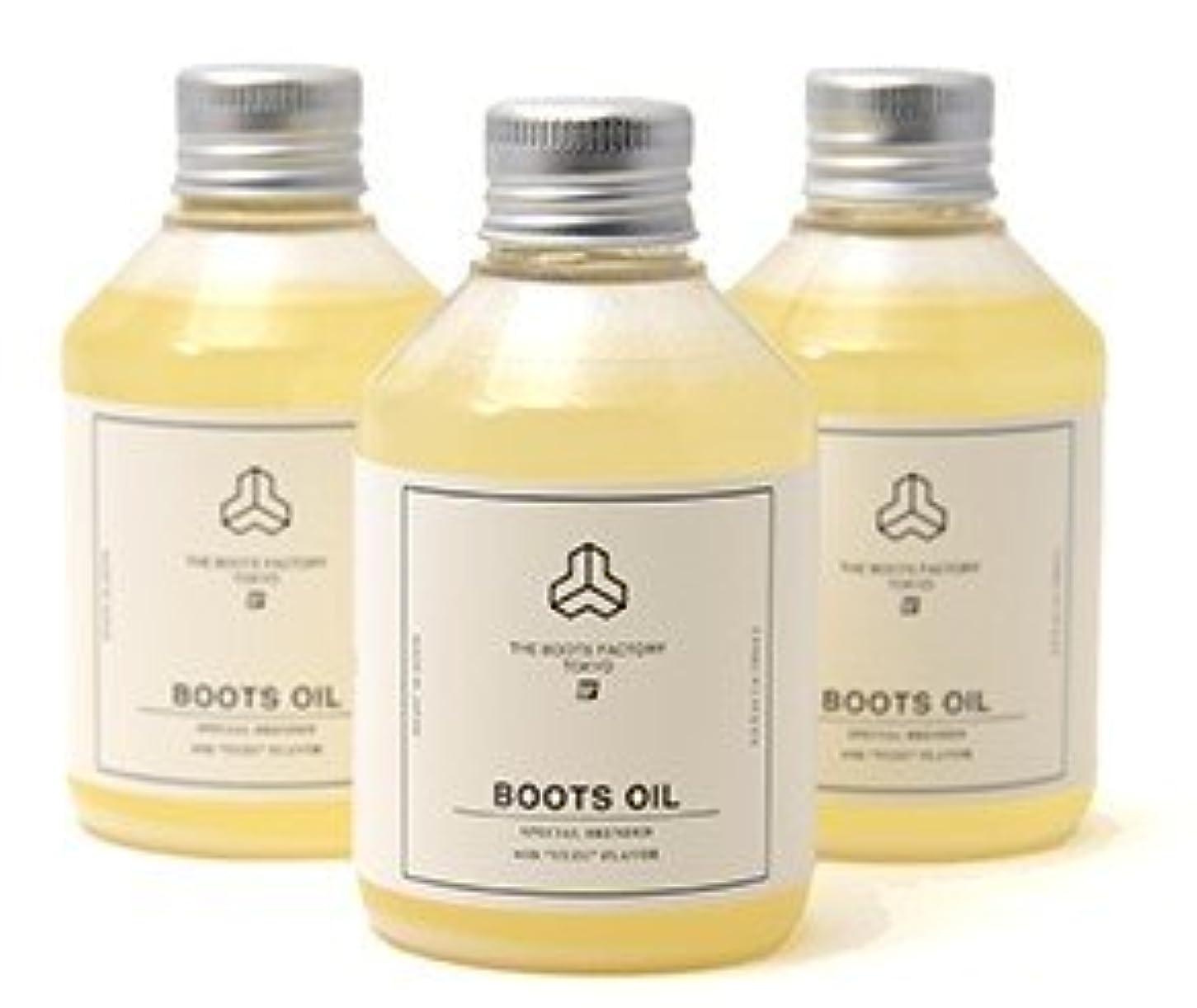 謝る山岳害THE BOOTS FACTORY BOOTS OIL ザ ブーツファクトリー ブーツオイル