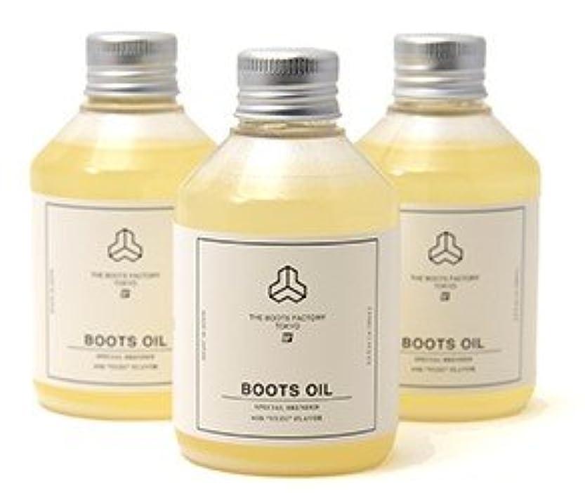接辞文献小学生THE BOOTS FACTORY BOOTS OIL ザ ブーツファクトリー ブーツオイル