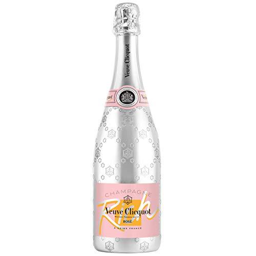 Veuve Clicquot Rich Rosé 75 cl