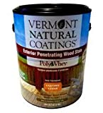 Vermont Natural Coatings PolyWhey Exterior Penetrating Stain - Lakeside Cedar - Gallon