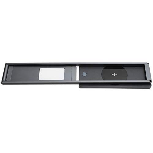 Clasken - Lámpara de escritorio LED, lámpara de mesa ajustable, brillo ajustable DC 5 V 3 W para la lectura
